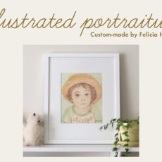 Illustrated Portraiture