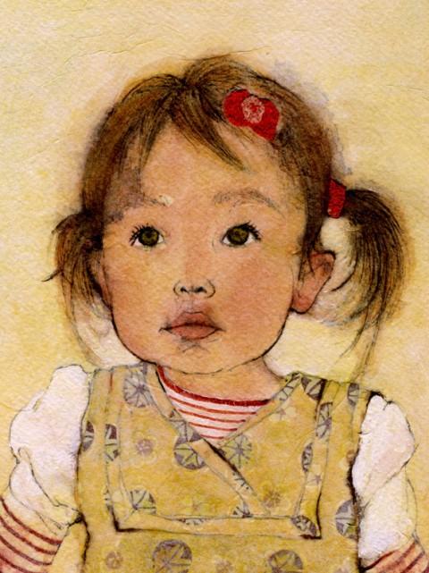 """""""Felicia Hoshino"""", """"children's portrait"""", """"Liona"""""""