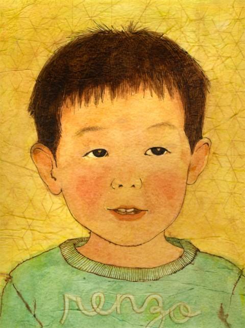 """""""Felicia Hoshino"""", """"children's portrait"""", """"renzo"""""""