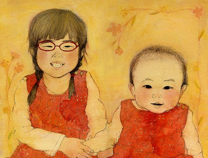 """""""Felicia Hoshino"""", """"childrens portrait"""", """""""