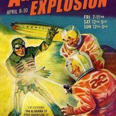 The Art Explosion Spring Open Studios