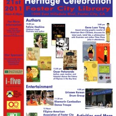 Asian Pacific American Heritage Celebration - Foster City Library