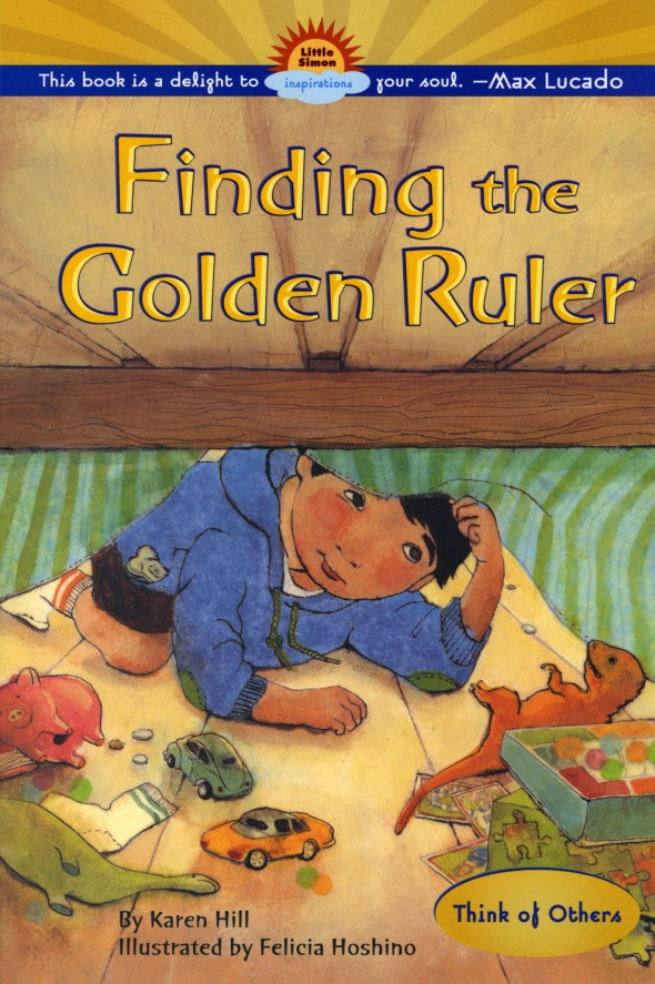 """Finding the Golden Ruler"""