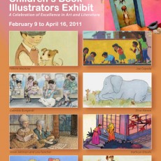 Sun Gallery Children's Book Illustrators Exhibit