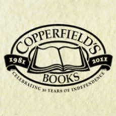 Book Reading - Copperfield's Books - Petaluma