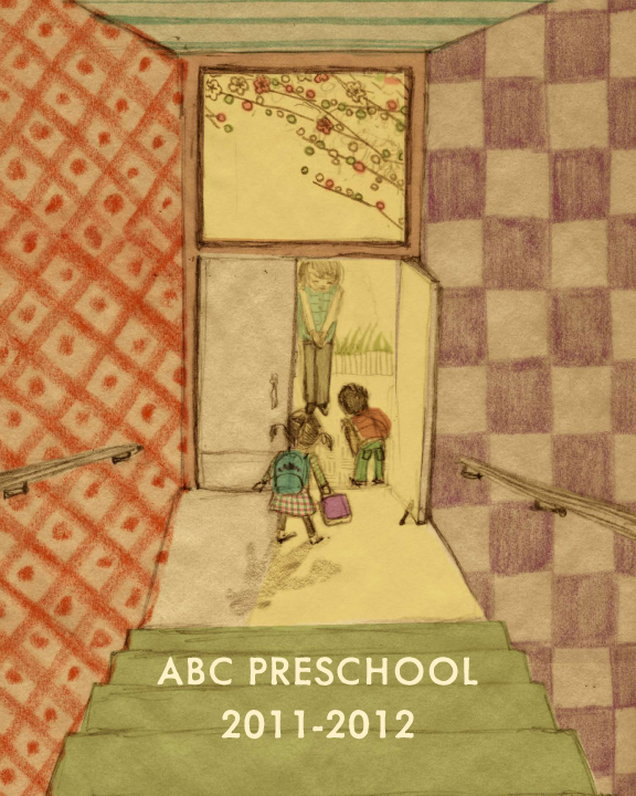 abc preschool yearbook cover  u2013 felishino